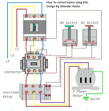 3 phase motor wiring diagram star delta for controlling three with 3 phase motor wiring