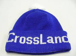 Details About Crossland Savings Vintage One Size Stocking Cap Beanie Hat