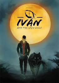 Ivan and the Grey Wolf - Cover by Heylenne on DeviantArt
