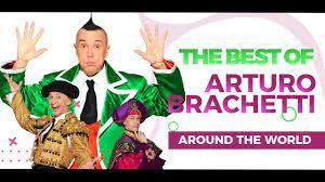 The Best Of Arturo Brachetti - Around the World (quick change performance,  2012, ITA) - YouTube