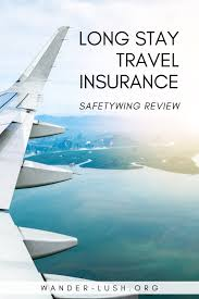 Does insure & go travel insurance cover trips in the uk? Best Long Stay Travel Insurance For 2021 Safetywing Review