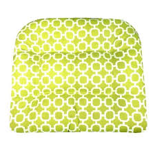 pineapple chair pineapple chair pads green indoor outdoor dining chair pads patio cushions fade resistant mildew