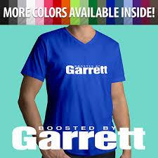 <b>Boosted</b> By Garrett Turbo Spool <b>Turbocharger</b> GTX Auto Car Mens ...