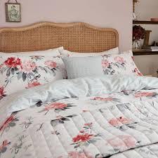 sanderson home rhodera super king duvet cover set c duvet covers meubles