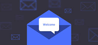 welcome email template 11 welcome email template examples that grow sales from day 1