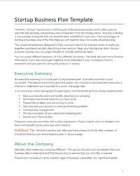 Basic Business Plan Outline Free Free Business Plans Pdf Word Template Hubspot
