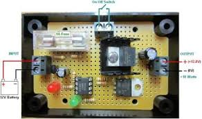 buy volt regulator reuk co uk connection diagram for a 12v regulator integrated low voltage disconnect