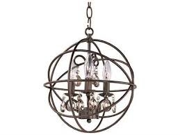 maxim lighting orbit oil rubbed bronze three light 12 wide mini chandelier