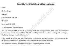 The links for downloading salary certificate format word are attached below: Work Experience Certificate Template Word Employment Certification Hudsonradc