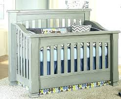 baby cribs sugar crib weathered gray baby furniture plus kids grey baby cribs dream e convertible crib vintage grey with crib bedding by pine creek