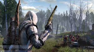 This action adventure game captivated many gamers with its realism, excellent graphics and the ability to independently build a line of behavior. Assassins Creed 3 Free Download