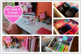 incredible desk drawer organizer ideas with diy desk amp drawer organizers you