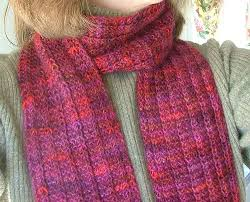 Knitted Scarf Patterns Simple 48 Scarf Knitting Patterns The Best Of Ravelry Beyond
