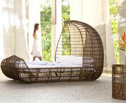 furniture bed design. Modern Hand Woven Bed Design Ideas For Bedroom Furniture, Voyage By Kenneth Cobonpue 1 Furniture
