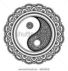 83 Best Yin Yang Henna Images In 2018 Hennas Yin Yang Henna