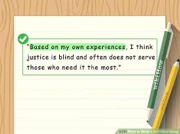 how to write a definition essay pictures wikihow image titled write a definition essay step 16