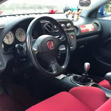 acura rsx type r interior. always loved the rsx interior with minor upgrades my so far i plan acura type r