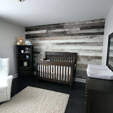 accent wall with tv and fireplace nursery a reclaimed wood behind the bed for rustic feel accent wall tv behind wood
