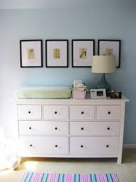 ... Hemnes Dresser As Changing Table Love Nursery Ideas Pinterest Regarding  Ikea Hemnes Baby Changing Table ...