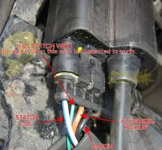 piaggio cdi testing no spark blog pedparts uk this one is easy just disconnect the cdi connector block and check your multimeter there is continuity between the black wire and earth