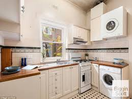 kitchen laundry combo designs. with a combined kitchen/laundry, the two bedroom home features separate dining area kitchen laundry combo designs