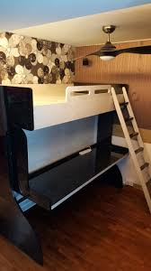 Convertible Desk Bed Leda System