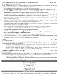 Examples Of Public Relations Resumes Public Relations Resume Example Communciations