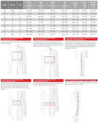 Dainese Clothing Size Chart Best Picture Of Chart Anyimage Org