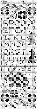 Isabelle Vautier Free Charts 82 Best Cross Stitch Alphabets Images Cross Stitch
