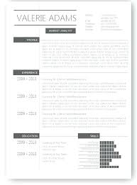 Resume Template Word 2013 Resume Templates Word Chronological Resume ...