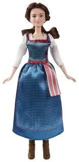 <b>Кукла</b> Hasbro Disney Princess <b>Белль в</b> повседневном платье, B9164