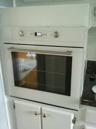 ikea nutid 24 in wall oven new white