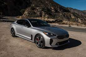 The Internet's favorite car of 2018 is the Kia Stinger GT, and it's good |  Ars Technica