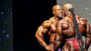 COMPETITION MAKES YOU STRONGER - Phil Heath and Kai Greene - YouTube