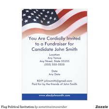 Fundraiser Invitation Templates Political Fundraiser Flyer Political Fundraiser Invitation 1