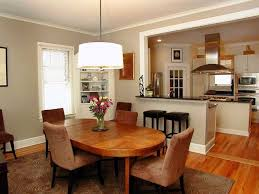 Combined Kitchen And Dining Room 40 Impressive Kitchen And Dining Room