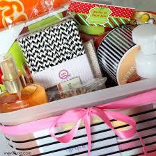 fav things basket gift ideas for stroke victims