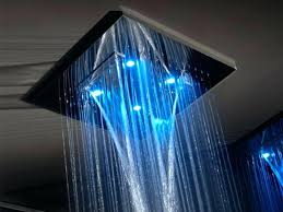 good rain shower head with led lights for led rain shower head picture 34