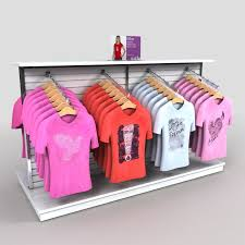 T Shirt Display Stand model display women tshirts 25