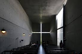 Japenese Architect Tadao Ando is known for his unparalleled work with  concrete, sensitive treatment of