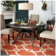 fascinating rug under round dining table adding to a kitchen table rug area rugs under best carpets from rug under kitchen table with popular kitchen sink