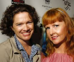 Heather Langenkamp & Staci Layne Wilson - 72bbff_sep2811_staciheathergl