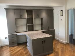 Home offices fitted furniture Bespoke This Guarantees You Total Piece Of Mind That Your Fitted Furniture Will Not Only Look Impressive But Is Built To Last Kitchen Bedroom Lounge And Study Furniture Quality Made To Measure Fitted Home Office Furniture Study In Derby