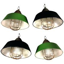 set of four industrial pendant lights for light ceiling cable id f