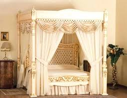 King Canopy Bed Curtains Canopy In Bedroom Collection In Bed Canopy ...