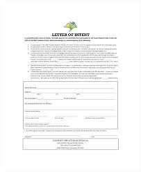 Letter Of Intent Template Rocket Lawyer Sample Letter Of Intent ...