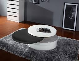 topic to modern white gloss coffee table with large storage space black and tables a