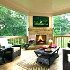 covered deck outdoor fireplace corner with love the decks fireplaces kits firepla covered deck outdoor fireplace