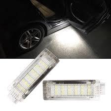 Led Courtesy Footwell Trunk Light For Bmw E90 E92 E60 E70 X5