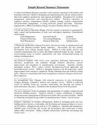 Alluring Profile Summary Of Resume On Summary Resume Free Example and  Writing Skills